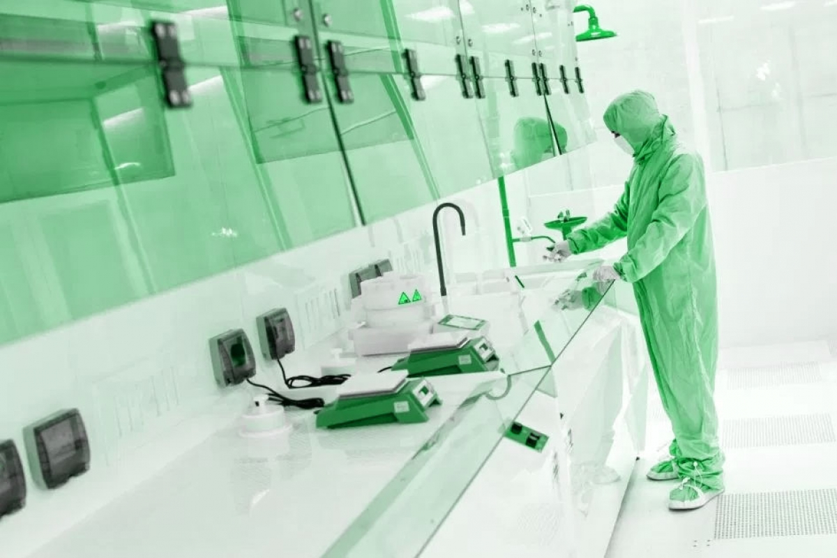 Modernising the Cleanroom – Beautiful Tips by Author