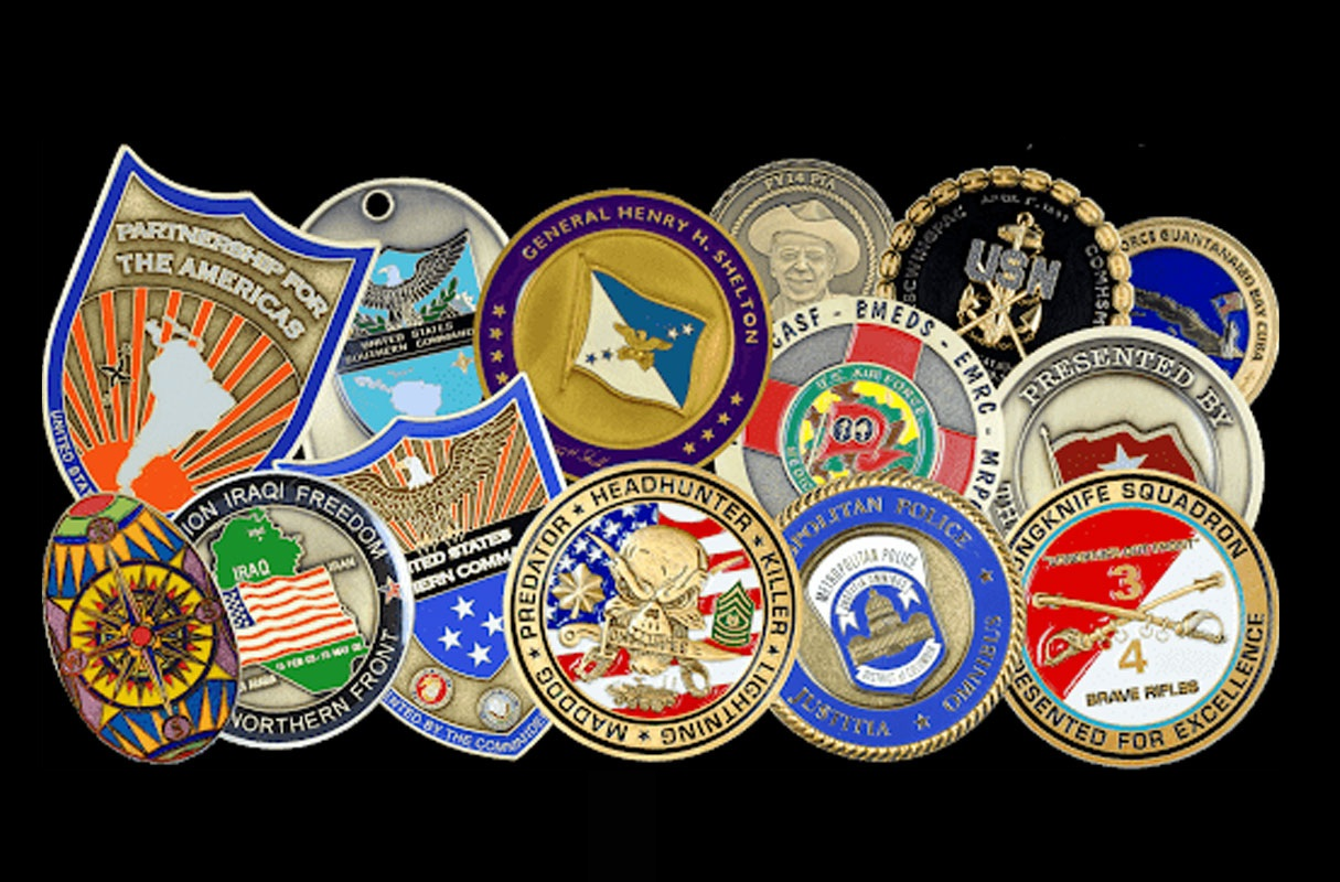 5 Surprising Facts about Challenge Coins