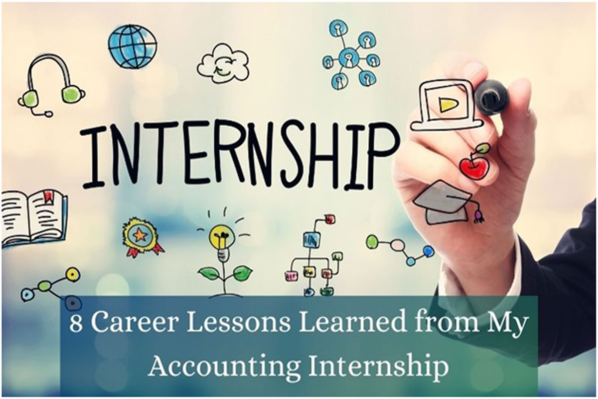 8 Career Lessons Learned from My Accounting Internship